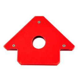 Vidutinis magnetinis trikampis Dedra DES065 90x15mm