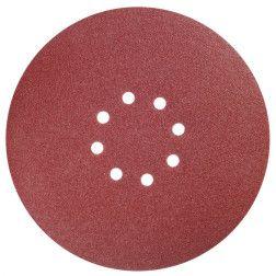 Tinklelis šlifavimui gipso Dedra 1540-080 105X280mm GR.80