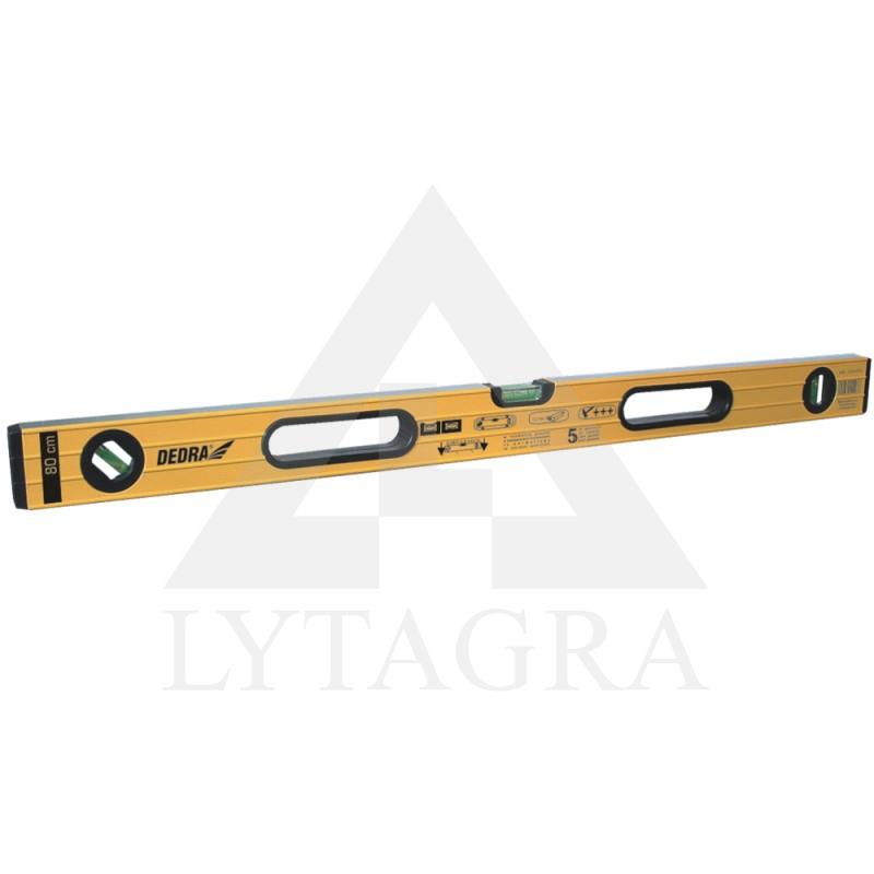 Gulsčiukas Dedra MD5150 aliuminis 150cm 3-ak