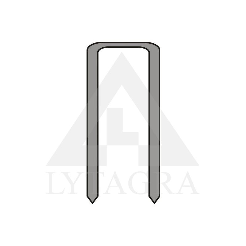 Segtukai metaliniai Dedra A536130 30mm 5,7mm TYPE90