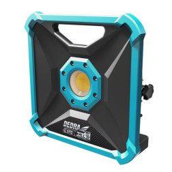 Akumuliatorinė dirbtuvių lempa Dedra DED7071 18V