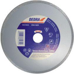 Diskas deimantinis šlapiam pj. Dedra H1132 125x22.2mm