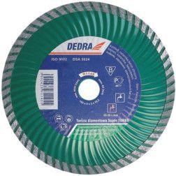 Deimantinis diskas Dedra H1143 125x2mm