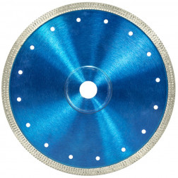 "Deimantinis pjovimo diskas ""plonas"" Dedra H1076 230x22,2mm"