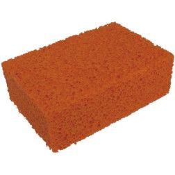 Kempinė guminė oranžinė Dedra 1524 100x50x150