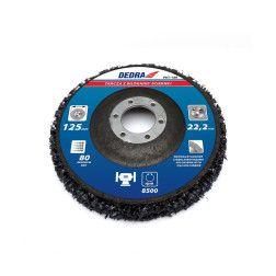 Diskas su abrazyvine medžiaga Dedra F61-125 ,125mm, angos skersmuo 22.2mm