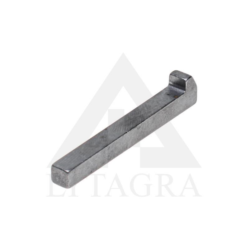L formos pleištas DIN 6887/6X6X50/