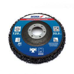Diskas su abrazyvine medžiaga Dedra F61-125, 125mm