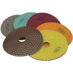 Deimantinis poliravimo diskas Dedra H12G0200 125mm