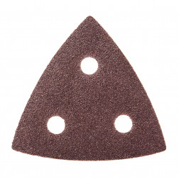 Trikampis švitrinis popierius Dedra DED794571 80x80x80mm 60gr