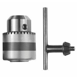 Gręžtuvo griebtuvas su raktu Dedra YKS020 10mm 3/8 24UNF