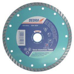Deimantinis diskas Dedra H1100 sausam/šlapiam pjovimui 115x22,2mm