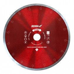 Deimantinis diskas kietai keramikai Dedra H1064 180x22,2mm