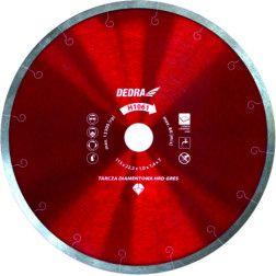 Deimantinis diskas kietai keramikai Dedra H1065E 200x25,4mm