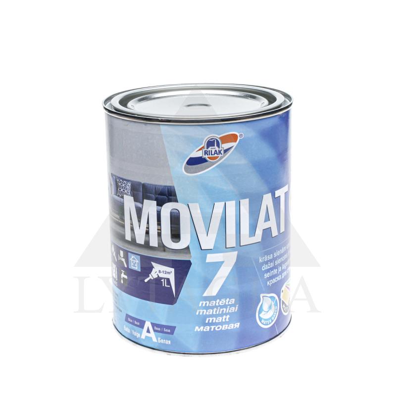 DISPER VAND DAŽAI MOVILAT-7(A) 0.9L MATINIAI