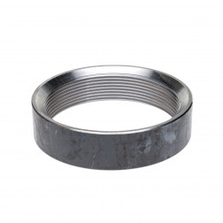 """Stikliuko plieninis žiedas 5100606002 3"""""""
