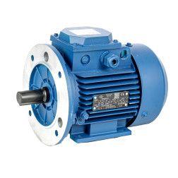 El. trifazis variklis 1.1 kW / 1000 APS / FL-PAD