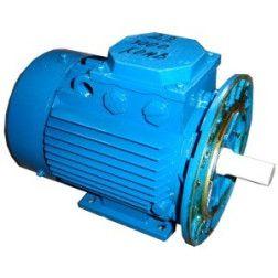 El. trifazis variklis 7,5 kW / 300 APS / PAD-FL