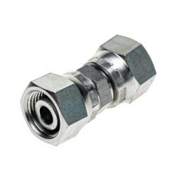 Hidraulinis adapteris su veržlėmis 16x1,5