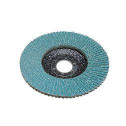 Žiedlapinis šlifavimo diskas Lytagra FD1252240-Z 125x22 P40