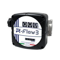 Dyzelinio kuro skaitliukas Adam Pumps R-Flow 3N (kairė)