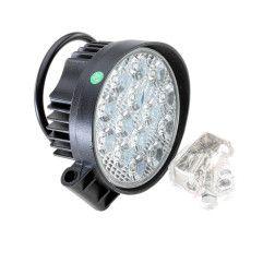 LED Darbinis žibintas plataus spindulio 12-24V  14x3 W