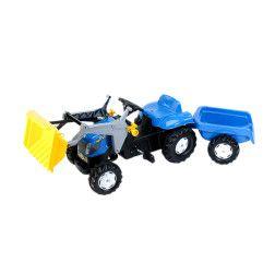 Traktorius su priekaba ROLLY TOYS