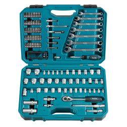 Rankinių įrankių rinkinys Makita E-06616