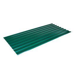 PROFILIUOTA SKARDA TRAPECIJA-18 RAL6005 (ŽALIA) 1,12x2,50M