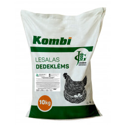 Visavertis lesalas dėsliosioms vištoms viso dėjimo periodu (granuliuotas) po 10 kg