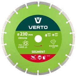 Pjovimo diskas, deimantinis, 230 mm.