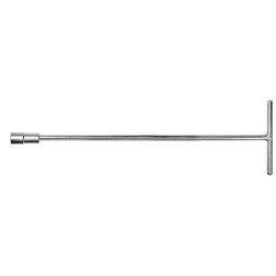 Raktas, galvutės forma - T,  10 mm, ilgis 400 mm