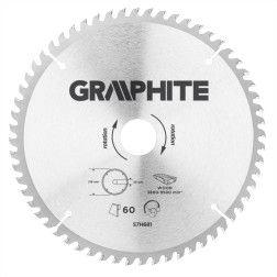 Pjovimo diskas 216 x 30 mm 60 d. medžiui