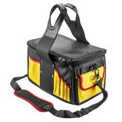 Krepšys įrankiams  41 23 23cm, 16 kišenių