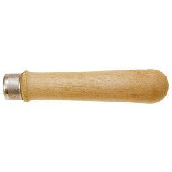 Rankena dildei, medinė,  13.5 cm.