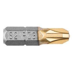 "Antgaliuku kompl. PZ3, 25mm, 1/4"", 2vnt.."