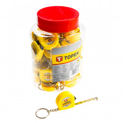 Ruletės 1m  Topex