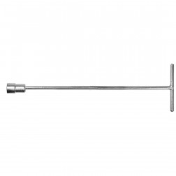 Raktas, galvutės forma - T,  13 mm ,ilgis 400 mm