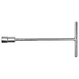 Raktas, galvutės forma - T,  13 mm, ilgis 200 mm