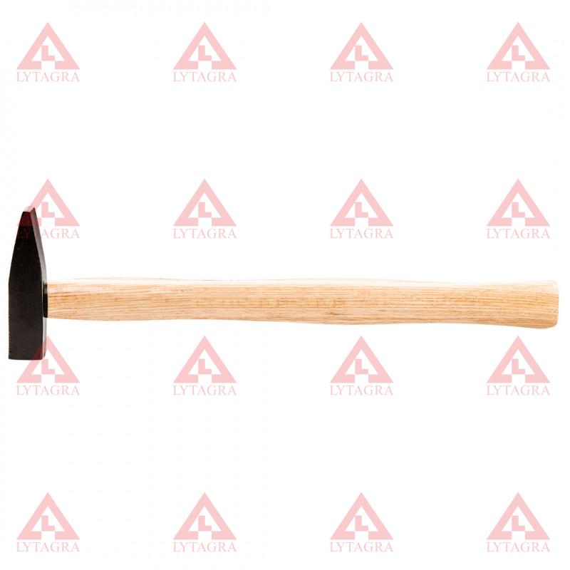 Plaktukas šaltkalviui medine rankena, 200 gr.