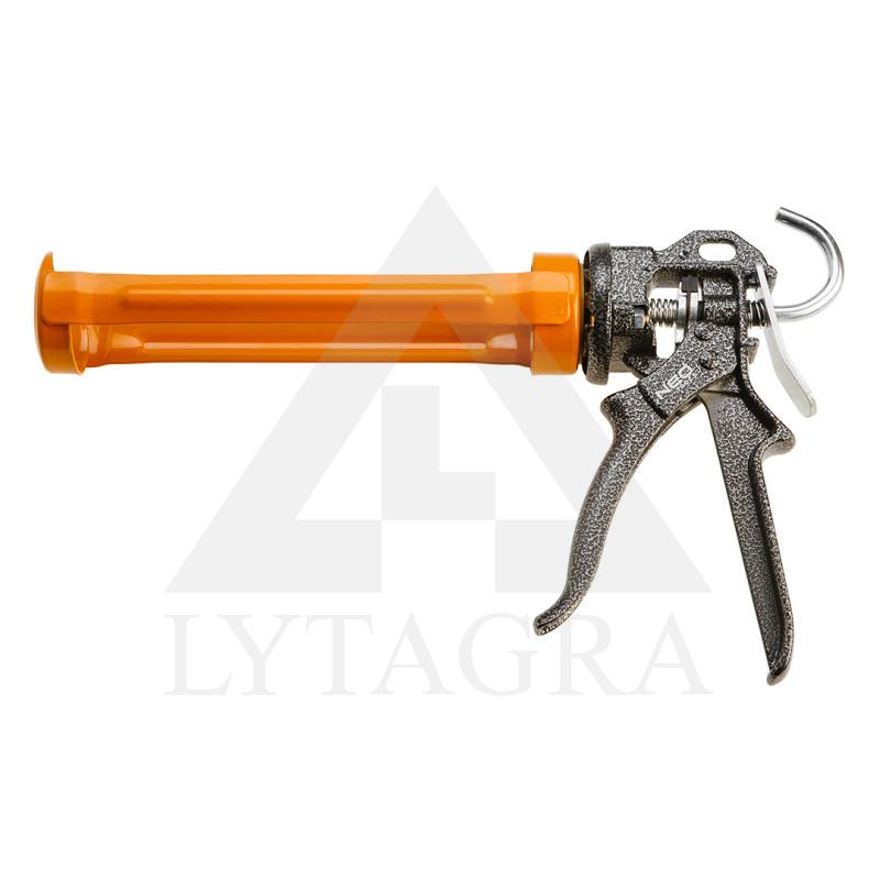 Pistoletas silikonui NEO 240mm