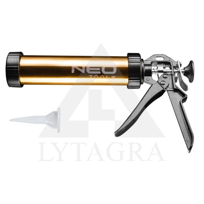 Pistoletas silikonui NEO 310mm