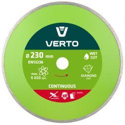 Pjovimo diskas, deimantinis, ištisas, 230 mm.,