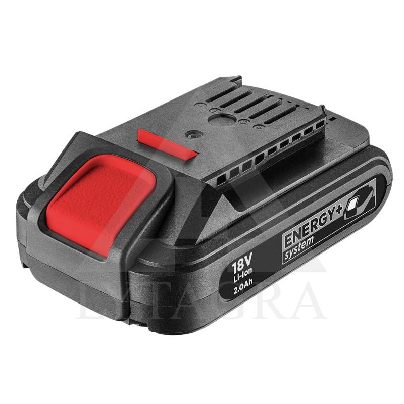Akumuliatorinė baterija 18V 2Ah Graphite