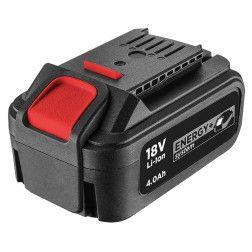 Akumuliatorinė baterija 18V 4Ah Graphite