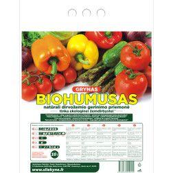 Grynas Biohumusas 10L