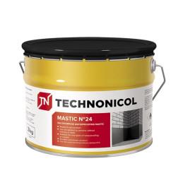 Hidroizoliacinė mastika TECHNONICOL NR. 24, 3 kg
