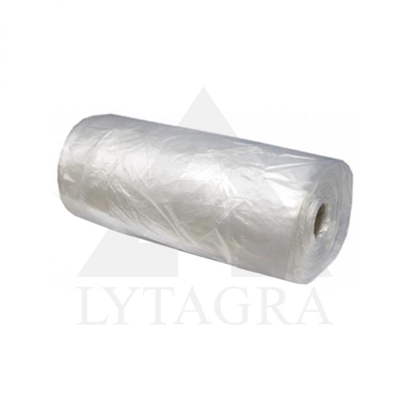 """Fasavimo maišeliai maistui ritinėlyje """"Alfena ir Ko"""", HDPE, 25 x 40, 1000 vnt."""