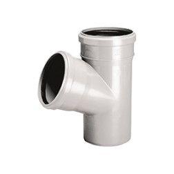 OPTIMA PVC trišakis 110x110/67°