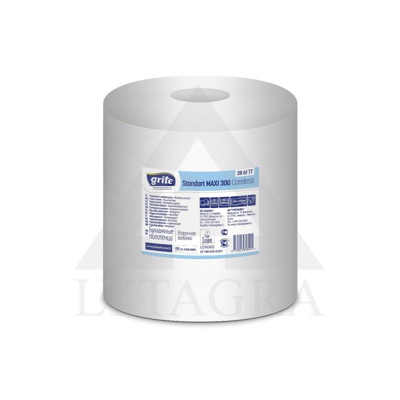 GRITE Standart MAXI 300 popieriniai rankšluoščiai